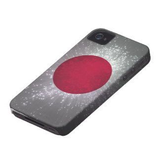 Flag of Japan Case-Mate iPhone 4 Case