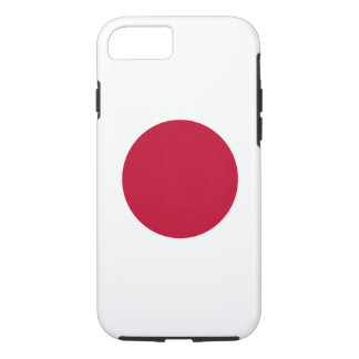 Flag of Japan iPhone 7 Case