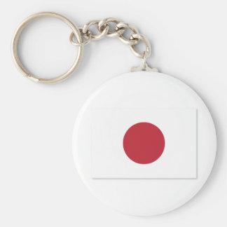 Flag_of_Japan Keychain