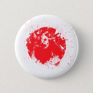 Flag of Japan Pinback Button