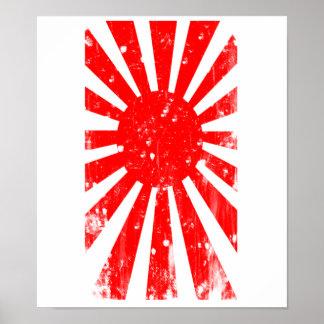 Flag of Japan Print