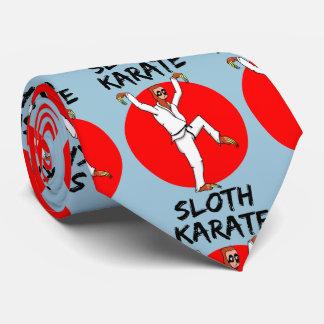 Flag of Japan Soth Doing Karate Tie
