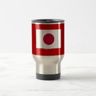 Flag of Japan Travel Mug
