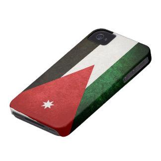 Flag of Jordan iPhone 4 Cover