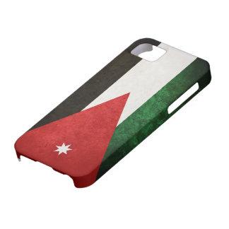 Flag of Jordan iPhone SE/5/5s Case