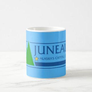 Flag of Juneau, Alaska Coffee Mug