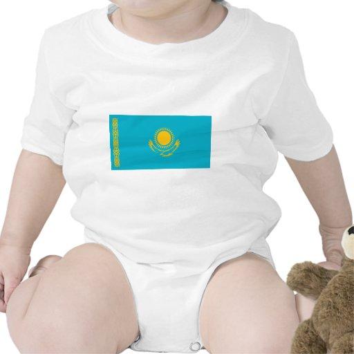 Flag of Kazakhstan Bodysuit