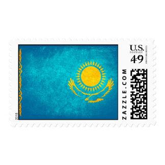 Flag of Kazakhstan Stamps