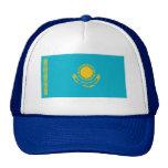 Flag of Kazakhstan Trucker Hat