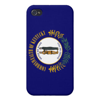 Flag of Kentucky iPhone 4/4S Cover