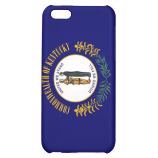 Flag of Kentucky Case For iPhone 5C