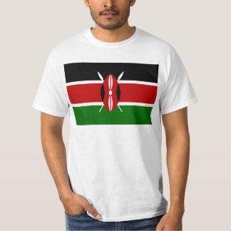 Flag of Kenya Africa T-Shirt