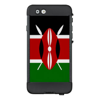 Flag of Kenya LifeProof iPhone Case