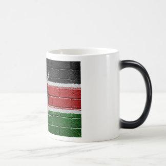Flag of Kenya Magic Mug