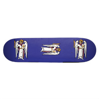 Flag of Kiev Skate Decks