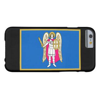 Flag of Kiev, Ukraine IPhone Case