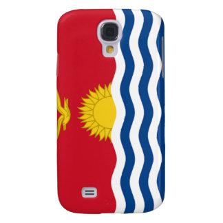 Flag of Kiribati Galaxy S4 Cover