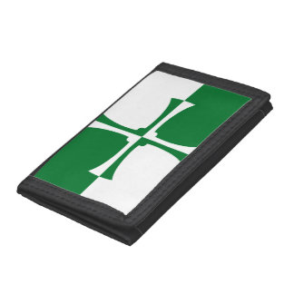 Flag of Kirkcudbrightshire Trifold Wallet
