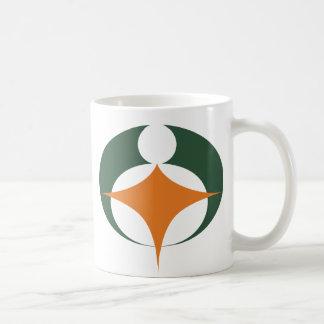 Flag of Koga, Shiga, Japan Coffee Mug