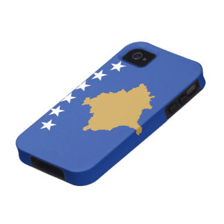Flag of Kosovo iPhone 4/4S Case