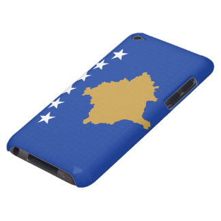 Flag of Kosovo iPod Touch Case-Mate Barely There™ Barely There iPod Case