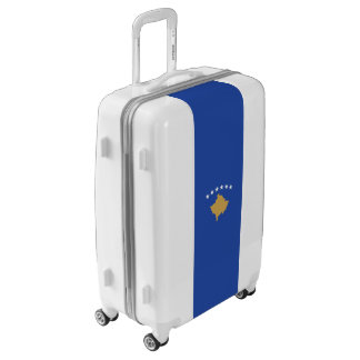 Flag of Kosovo Luggage (Medium)