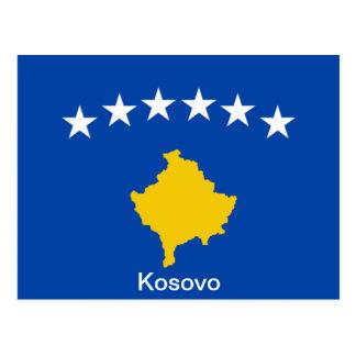 Flag of Kosovo Post Cards