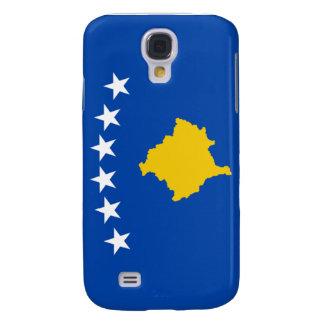 Flag of Kosovo Samsung Galaxy S4 Case