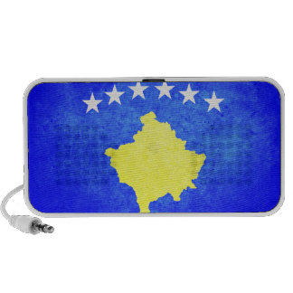 Flag of Kosovo Travelling Speaker