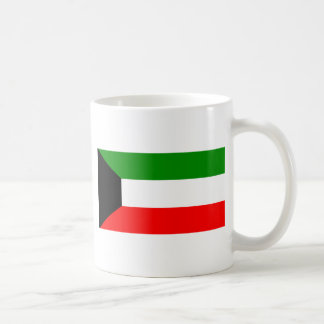 Flag of Kuwait Coffee Mug
