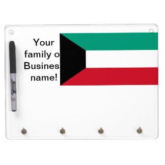Flag of Kuwait Dry Erase Whiteboards