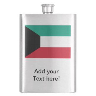 Flag of Kuwait Flasks