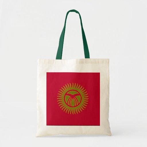Flag of Kyrgyzstan Bag