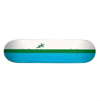Flag of Labrador Skateboard Deck
