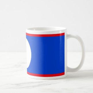 Flag of Laos Coffee Mug