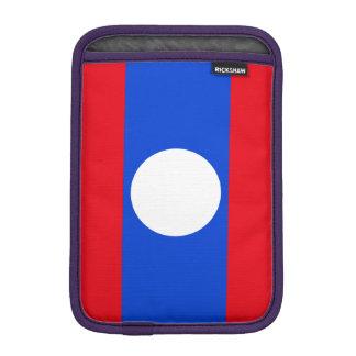 Flag of Laos iPad Mini Sleeve