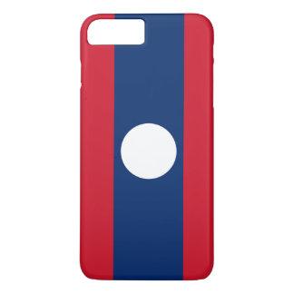 Flag of Laos iPhone 8 Plus/7 Plus Case