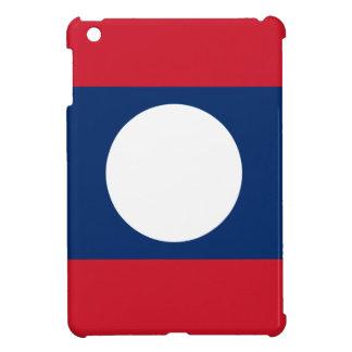 Flag of Laos - Laotian flag - ທຸງຊາດລາວ Cover For The iPad Mini