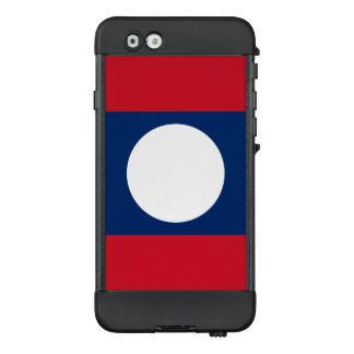 Flag of Laos LifeProof iPhone Case
