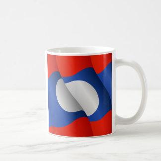 Flag of Laos mug