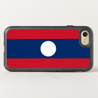 Flag of Laos OtterBox iPhone Case