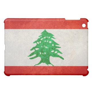 Flag of Lebanon iPad Mini Covers