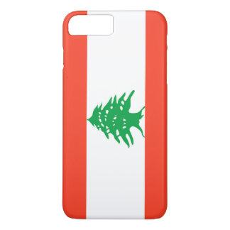 Flag of Lebanon iPhone 7 Plus Case