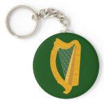 Flag of Leinster Keychain