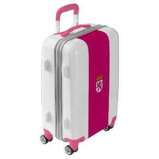 Flag of Leonese Nationalism Luggage (Carry-On)