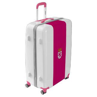 Flag of Leonese Nationalism Luggage (Large)