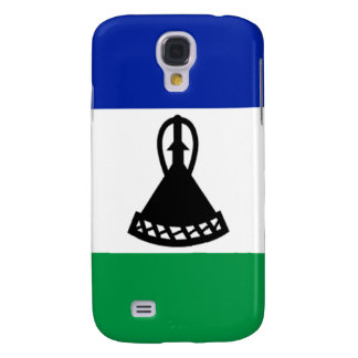 Flag of Lesotho Galaxy S4 Cover