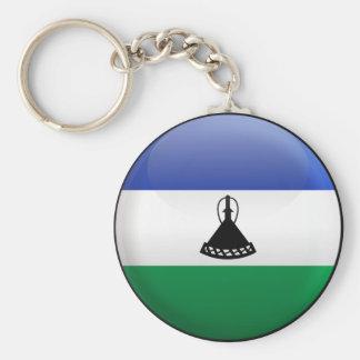 Flag of Lesotho Keychain