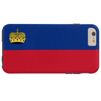 Flag of Liechtenstein Tough iPhone 6 Plus Case