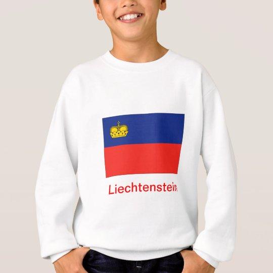 Flag of Liechtenstein Sweatshirt